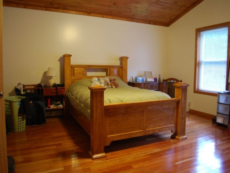 Beds With Posts woodworking